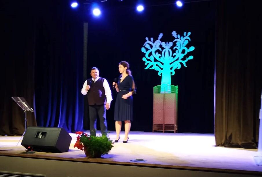 Jaukus Tėvo dienai skirtas koncertas Subačiuje